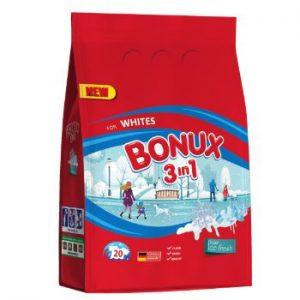 Veļas pulveris Bonux Ice Fresh 1.5kg