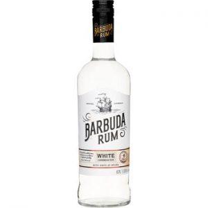 Rums Barbuda white 37.5% 0.7l