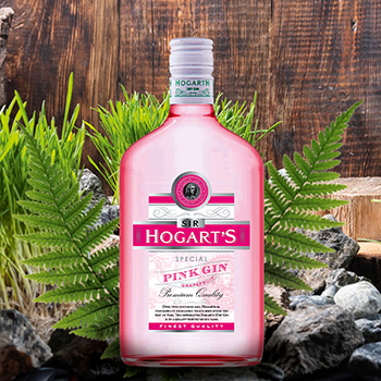 Džins Hogarth Pink Gin