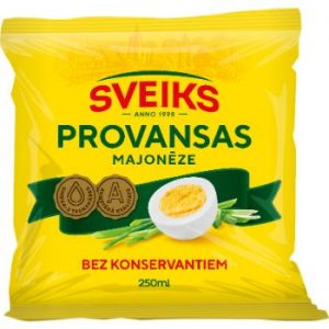 Majonēze Provansas Polven 250g