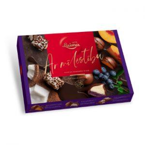 Laima Premium konfekšu izlase Ar mīlestību 115g