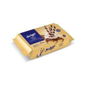 Vafeles kakao ar krēma pild. Selga rullīši 160g