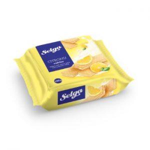 Vafeles Selga ar citronu 180g