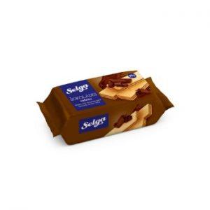 Vafeles Selga šokolādes 90g