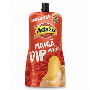 Ādažu Čipsi DIP Maigā ar papriku un tomātiem 200g