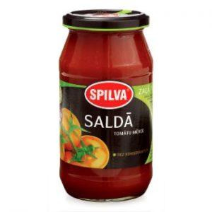 Mērce tomātu saldā Spilva 510ml