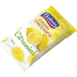 Biezpiens saldais citroniņš 100g