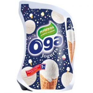 Jogurts OGA plombīra 1kg