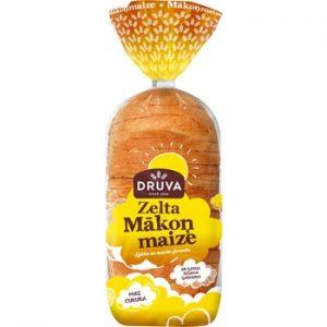 Maize Druva zelta Mākoņmaize 450g