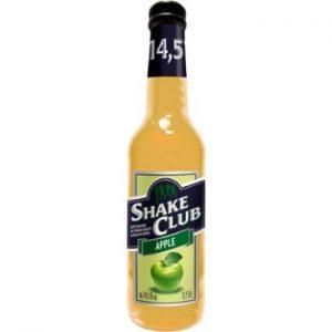 Alk.kokt. Shake Club Apple 14.5% 0.5l