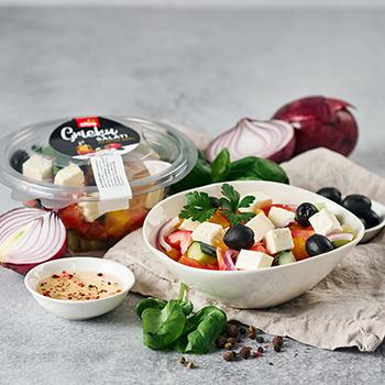 Salāti Grieķu Citro 250g