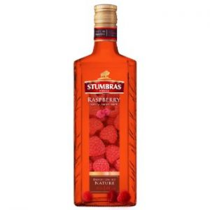 Degvīns Stumbras Raspberry 40% 0.5l