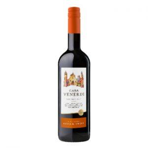 Vīns Casa Venerdi Rosso medium sweet 11% 0.75l