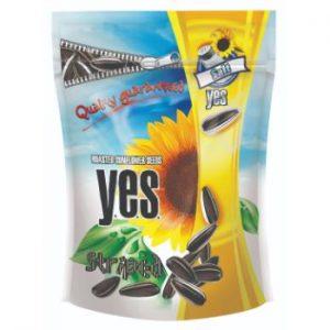 Saulespuķu sēklas YES ar sāli 150g