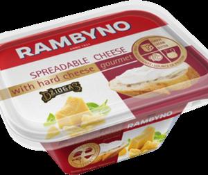 Kausētais siers Rambyno Džiugas 175g