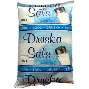 Sāls rupjā Druska 1kg