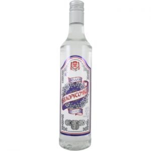 Degvīns Belorusočka pļus 40% 0.5l