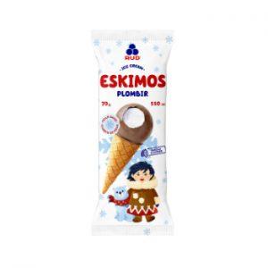 Saldējums Eskimo ar vaniļas garšu radziņš 110ml/70g