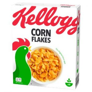 Sausās brokastis Corn Flakes Kelloggs 250g