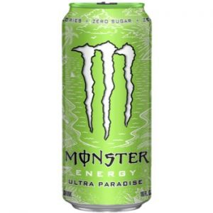Enerģijas dzēriens Monster Green 0.5l