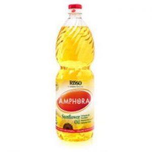 Eļļa Amphora saulespuķu 1l