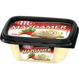 Kausētais siers Mlekovita Masdamer 150g
