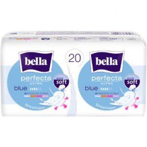 Hig.paketes Bella Perfecta Ultra Blue Soft 20gb