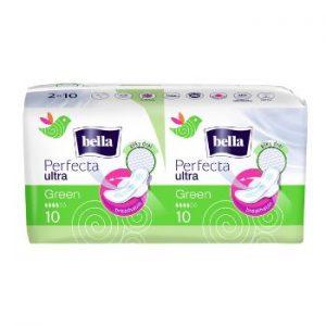 Hig.paketes Bella Perfecta Ultra Green Soft 20gb