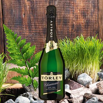 Dzirkstošais vīns Torley Charmant 11.5% 0.75l
