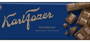 Šokolāde Fazer zilā 200g