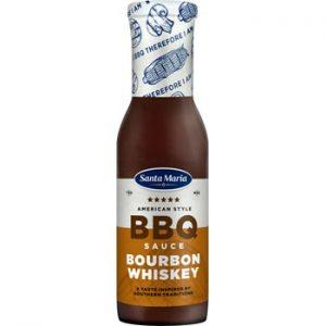 Mērce Santa Maria BBQ ar Burbonu 370g