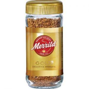 Kafija šķistošā Merrild Gold 100g
