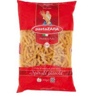 Makaroni Pasta Zara Nr.64 spirāles smalkās 500g