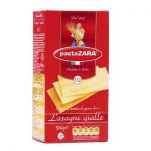 Lazanja Pasta Zara 500g