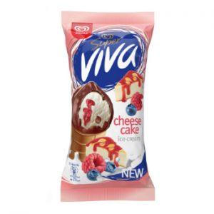 Saldējums Super Viva Cheese Cake 180ml/98g