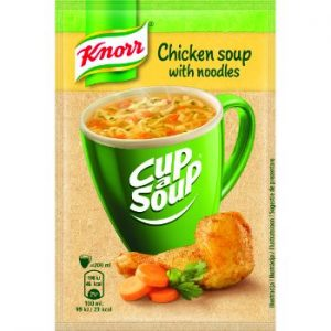 Zupa Knorr CAS vista ar nūdelēm 12g