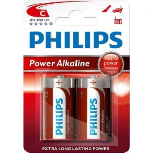 Baterija Philips C Powerlife 2gb