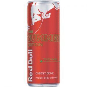 Enerģijas dzēriens Red Bull Red Edition Watermelon 250ml