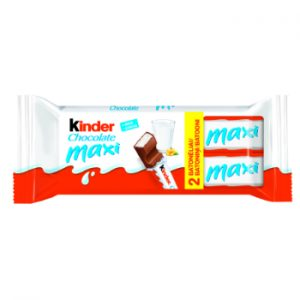 Šokolāde Kinder Chocolate Maxi 42g