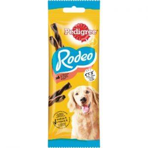 Barība suņiem Pedigree Rodeo s.gard. 70g