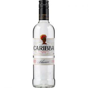 Rums Caribba Blanco 37.5%  1l