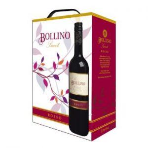 Vīns Bollino Rosso 10% 3l