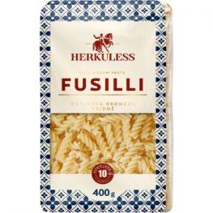 Makaroni pasta Herkuless Durum Fusilli 400g