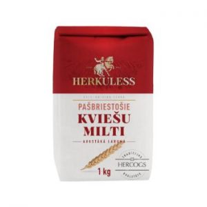 Milti Herkuless kviešu Pašbriestošie 1kg