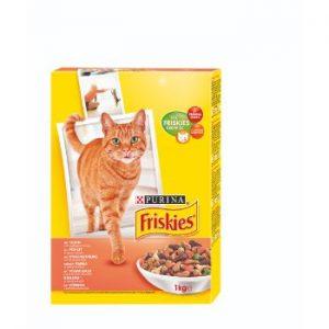 Barība kaķiem Friskies vista