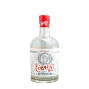 Rums Colonist Premium white 40% 0.7l