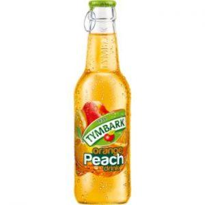 Sula Tymbark Duo apelsīnu-persiku 0.25l