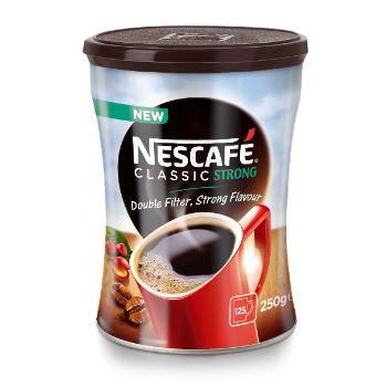 Kafija šķīstošā Nescafe Strong 250g