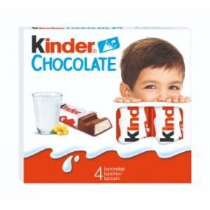Šokolādes batoniņš Kinder Chocolate 50g