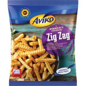 Kartupeļi frī Zig Zag Aviko 750g